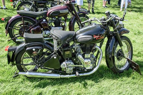 Royal Enfield Model G (1949)