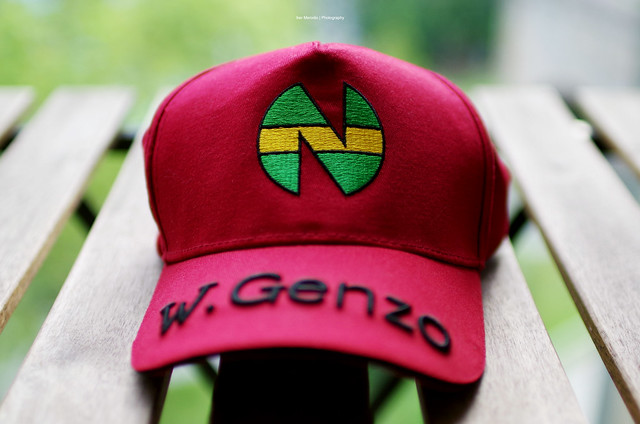 Photo:Genzo Wakabayashi's (Benji Price) Cap By Iker Merodio | Photography