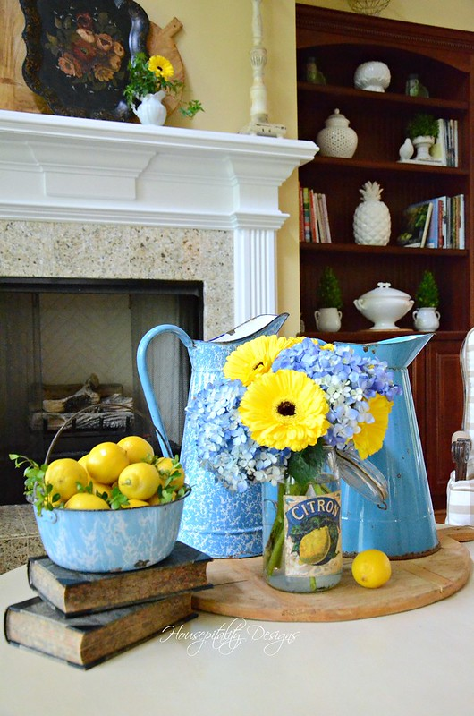 French Country Vignette-Housepitality Designs-2