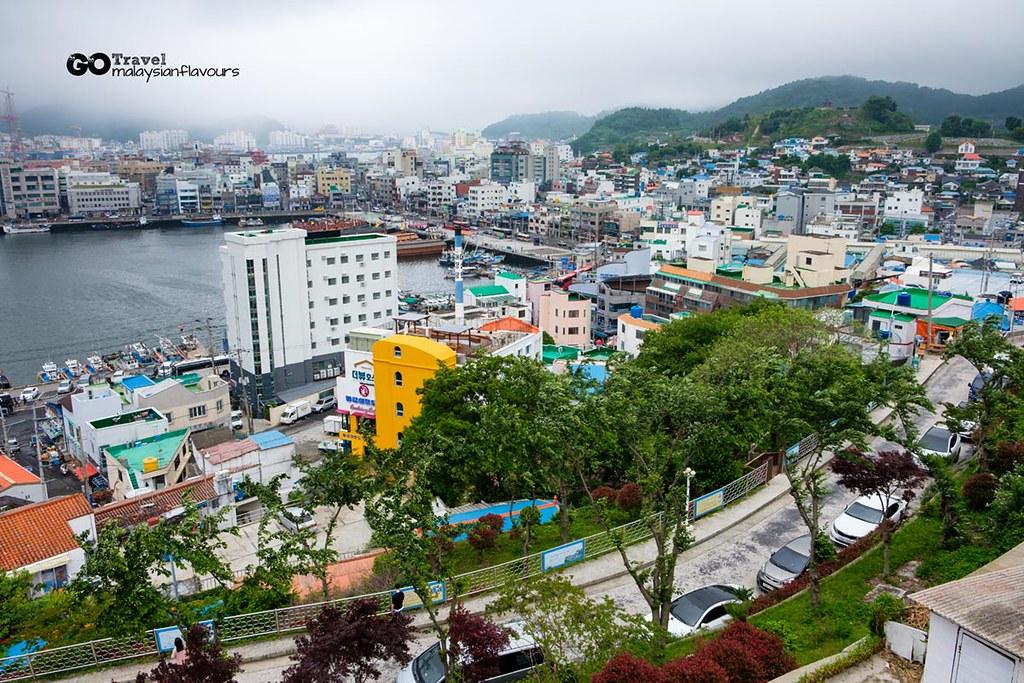 Tongyeong Donpirang Village