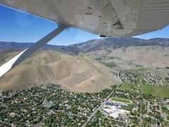 Training with Aero Squadron