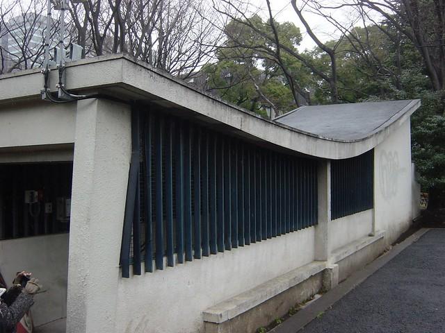 日比谷地下駐車場 (2)