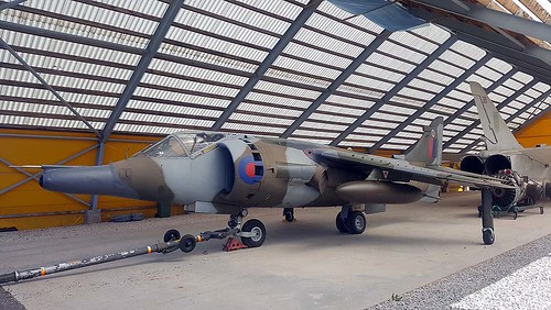 XZ994 O Harrier Tartu 20-5-18