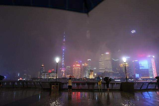 Shanghai-Bund&Pudong
