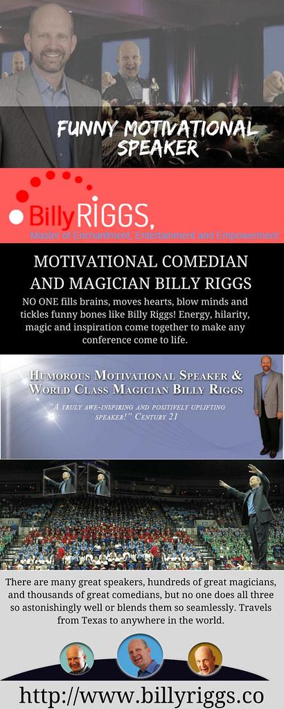 Funny Motivational Speaker