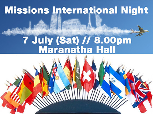 missions international night