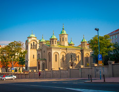 Serbia, Belgrade - Church Of The Ascension