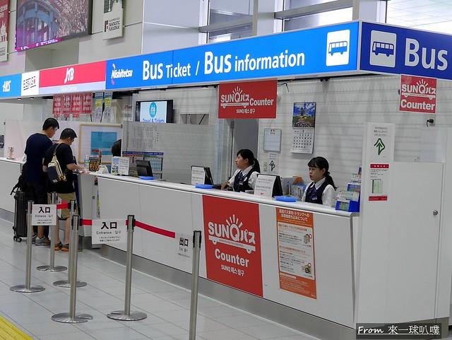 福岡機場出入境11