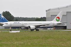 EY-751 B757-2Q8 Tajik Air