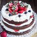 torta cioccolato e fragole senza glutine-9569