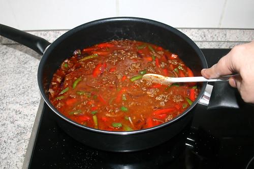 27 - Verrühren & aufkochen lassen / Mix & bring to a boil