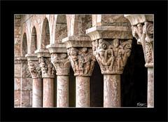 Capiteles del Claustro Cuxa / Cuxa Cloister Capitals