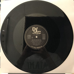L.L. COOL J:GO CUT CREATOR GO(RECORD SIDE-A)