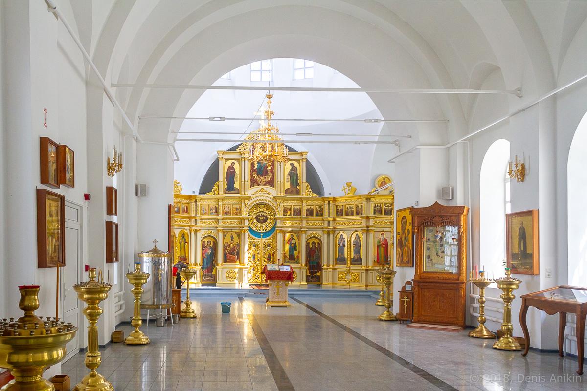 Дивногорский Свято-Успенский монастырь фото 10