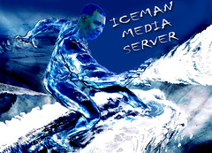 Ice Man Media Server