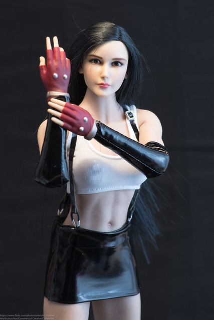 JX Toys TiFa Female Fighter Set Photo Review 28688347338_ccce6d685a_z