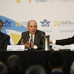 IATA AGM Closing Press Briefing