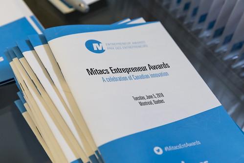Prix des entrepreneurs Mitacs 2018 | 2018 Mitacs Entrepreneur Awards
