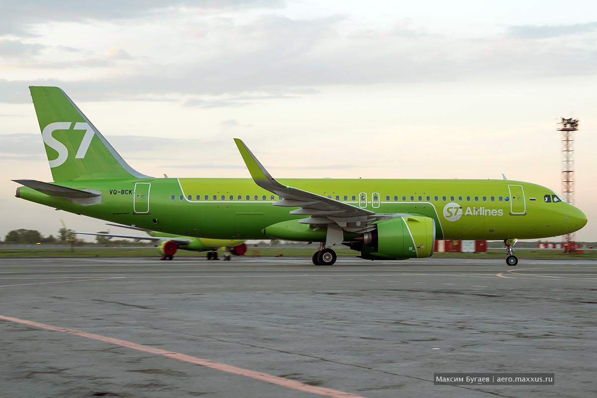 Novosibirsk — Tokyo Narita. S7 Airlines. Photo by Max Bugaev