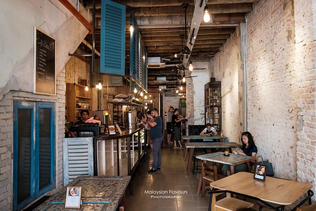 Cafe 55 Jalan Sultan Petaling Street