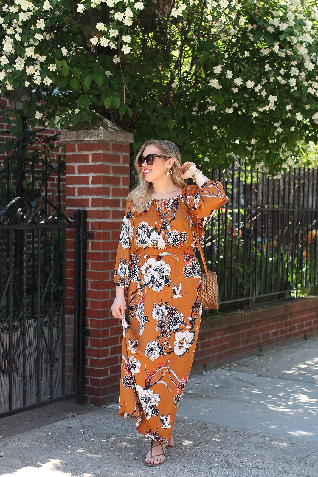 The Lola NY Maxi Dress