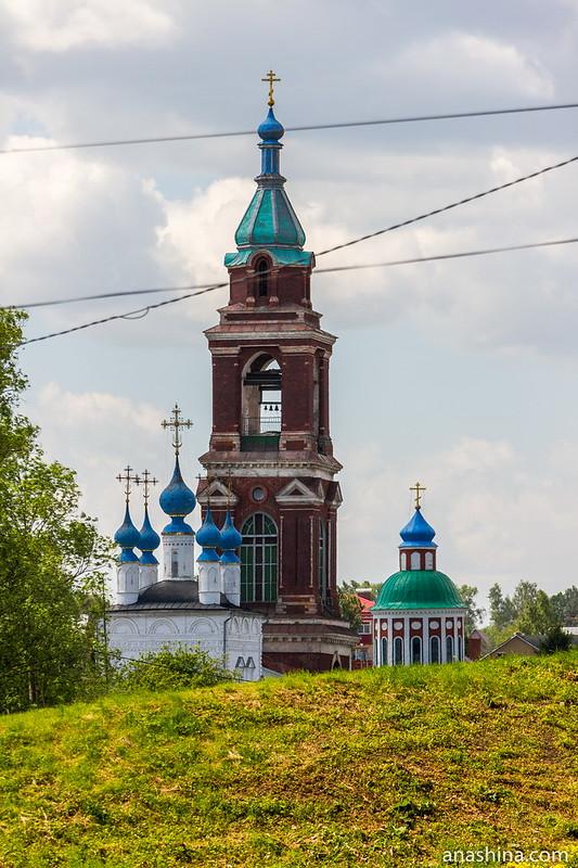 Покровская и Никитская церкви, Юрьев-Польский