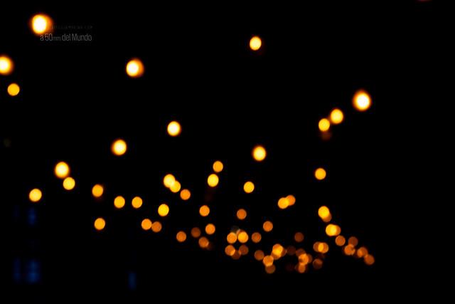 Interior nocturno de alma estrellada
