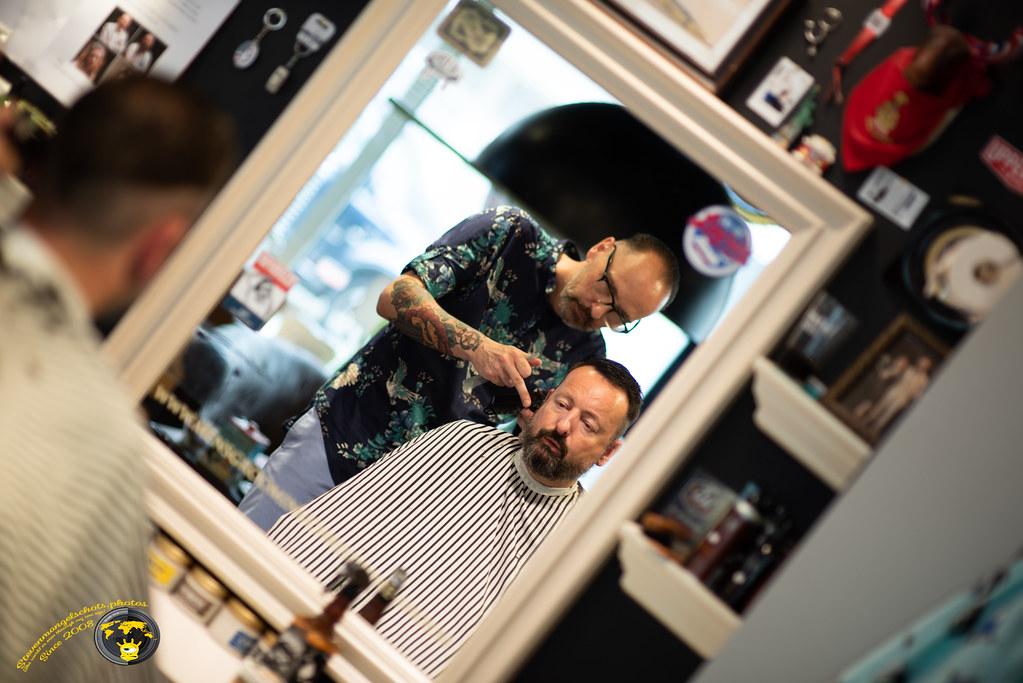 Men's grooming Christophe De Gauquier