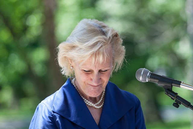 Farewell to Nina Stack