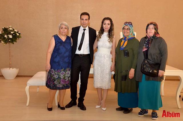 Seçil Turan ve Sadık Erk Nikah töreni (9)