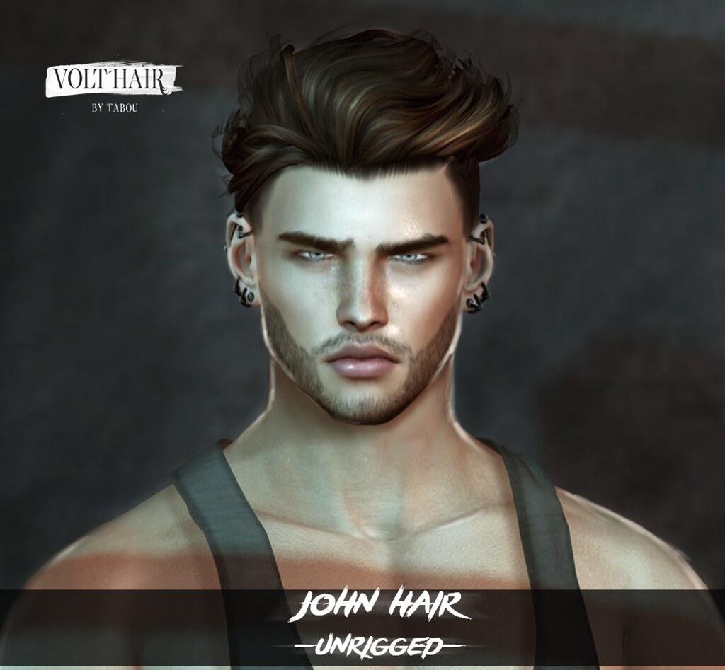 John Hair @ equal10 - TeleportHub.com Live!