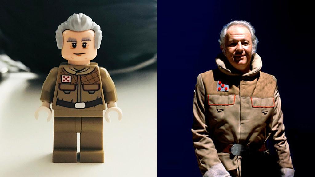 Lego Pharl McQuarrie Purist Custom