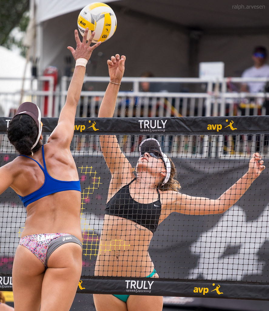 AVP Pro Beach Volleyball