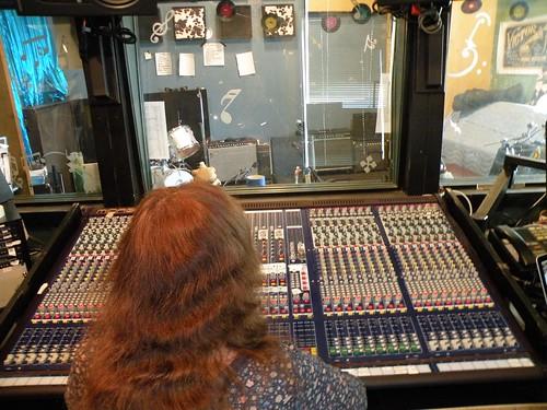 Irene, gently mixing@wfmu