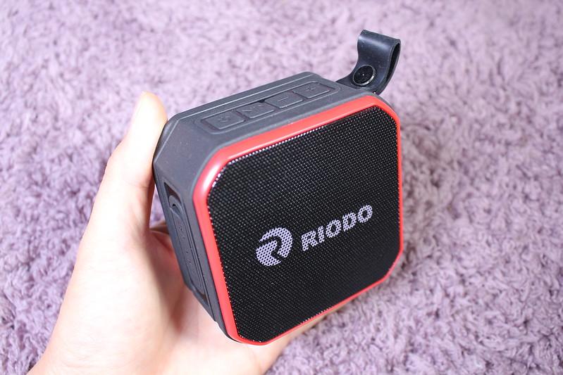 Riodo 防水 Bluetooth スピーカー 開封レビュー (15)