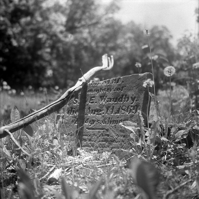 Primitive Methodist cemetery, Hammertown