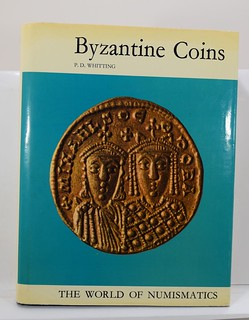 Byzantine Coins book cover