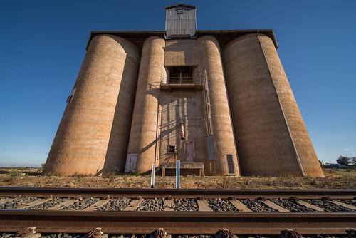 One more silo