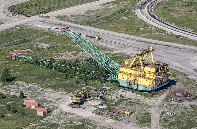 Peabody Coal Company Bucyrus Erie 2570W (Hawthorn Mine)