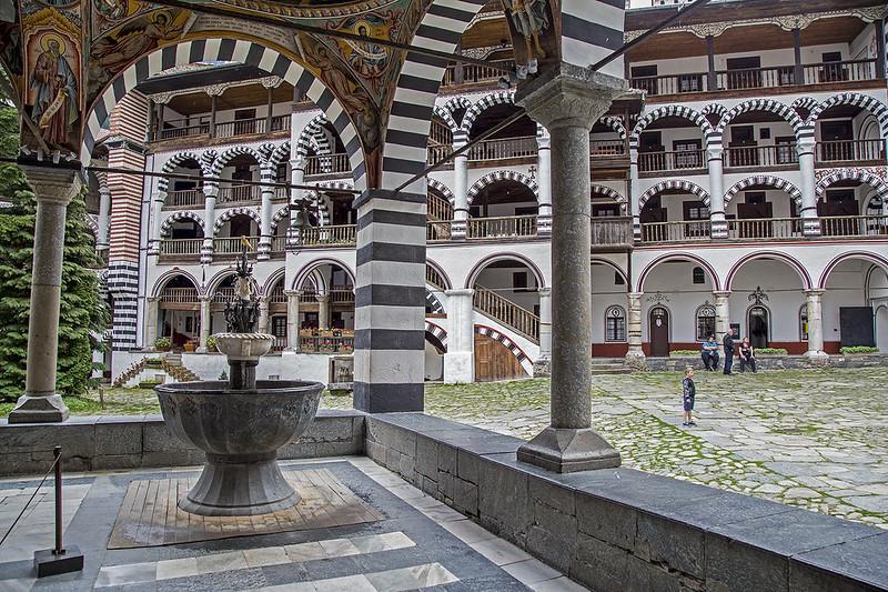 Rila Monasterio