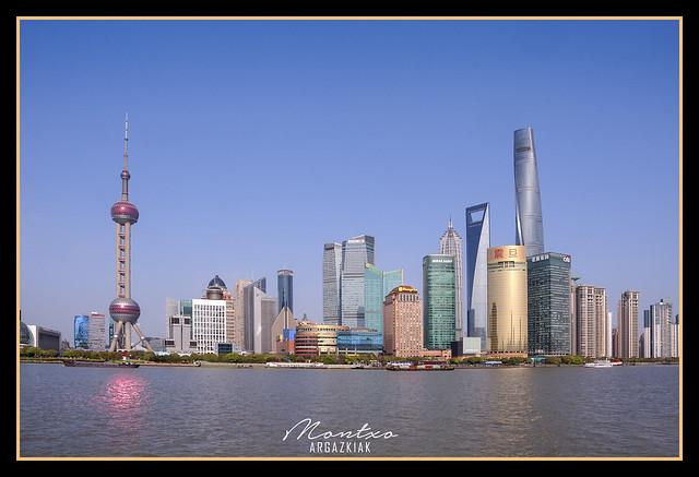 SKYLINE SHANGHAI - 2018
