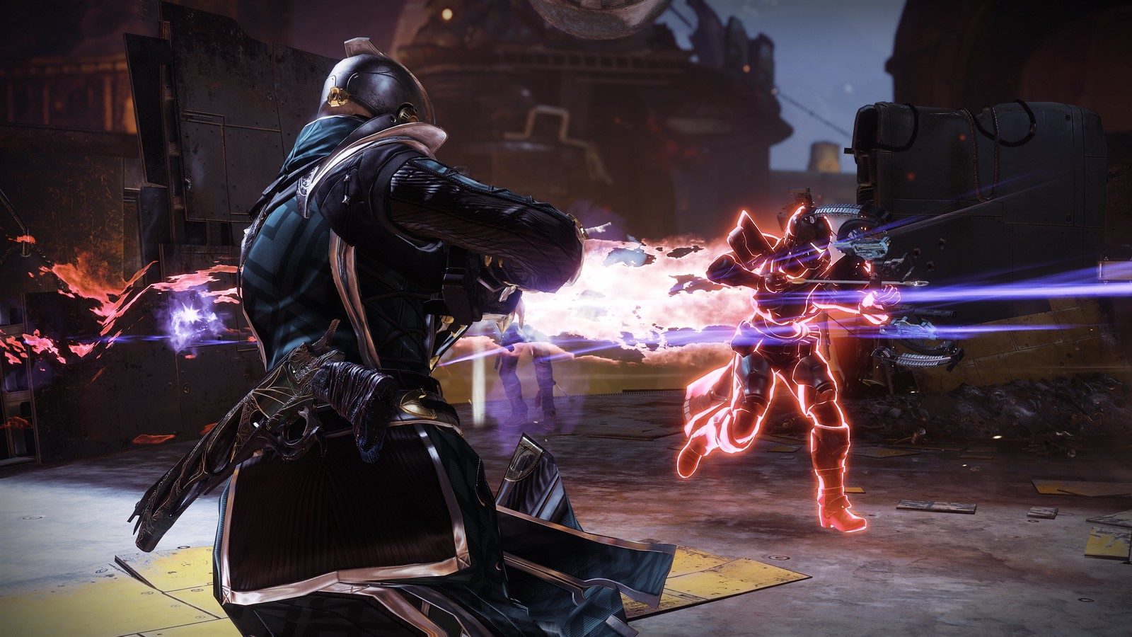 9 things you need to know about Destiny 2's new multiplayer activity
