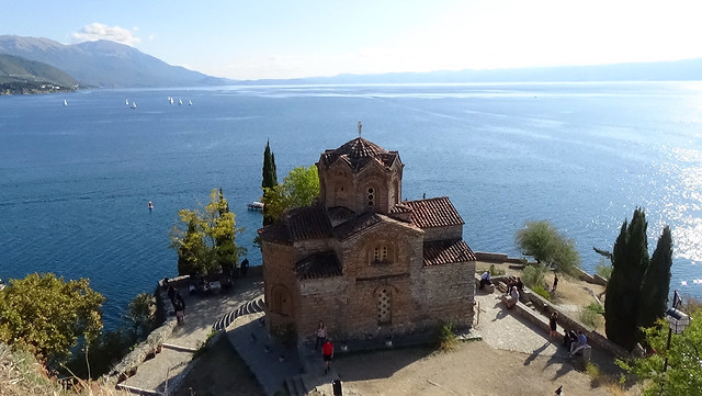 Church of St John the Theologian at Kaneo, Ohrid 01