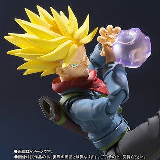 S.H.Figuarts Dragon Ball Super Future Trunks Has Landed!