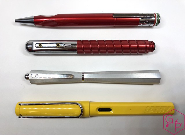 Giuliano Mazzuoli Cassia Ballpoint Pen:Pencil Review @CarolLuxury @GMazzuoli 14