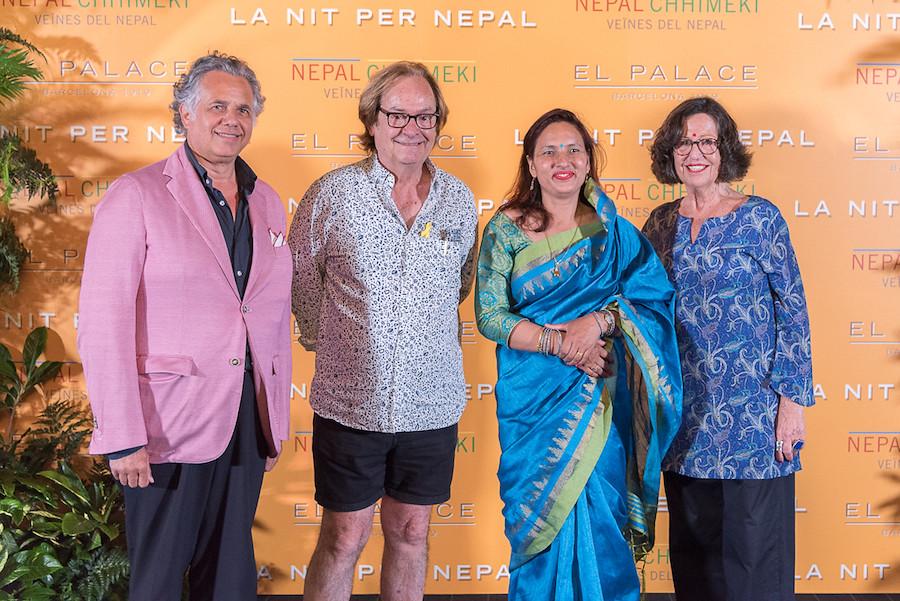 La nit de Nepal-Leo canet fotografo de eventos
