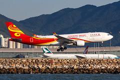 HONGKONG AIRLINES A330-200 B-LNI 001