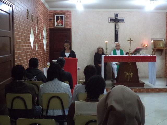 Término do tratamento da nossa Filha Predileta em Cubatão/SP