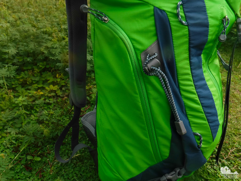 Deuter ACT Trail Side Pocket