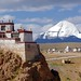 The Sparrow monastery and Mt Kailash, Tibet 2017 by reurinkjan